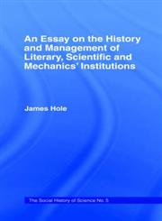 Essay on History and Management Essay Hist Management,0714624101,9780714624105