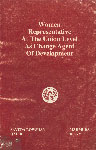 Women Representative at the Union Level as Change Agent of Development 1st Edition