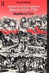 Aspects of European History 1494-1789 2nd Edition,0415027845,9780415027847