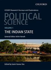 Political Science The Indian State Vol. 1,0198084943,9780198084945