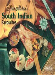 Nita Mehta's South Indian Favourites [Vegetarian] 11th Printed Editon,8186004165,9788186004166
