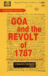 Goa and the Revolt of 1787 1st Edition,8170226465,9788170226468