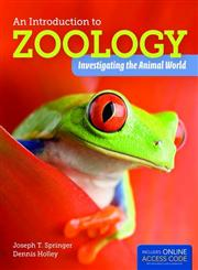 An Introduction to Zoology,1449648916,9781449648916