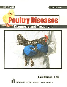 9788122420180:Poultry Diseases Diagonsis and Treatment 3rd