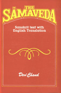 The Samaveda Sanskrit Text with English Translation,8121501997,9788121501996