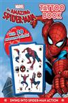 The Amazing Spiderman - Tattoo Book,1445459868,9781445459868
