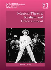 Musical Theatre, Realism and Entertainment,0754666700,9780754666707