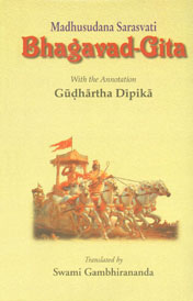 Bhagavad-Gita With the Annotation Gudhartha-Dipika 2nd Impression,8175051949,9788175051942
