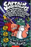 Captain Underpants and the Invasion of the Incredibly Naughty Cafeteria Ladies from Outer Space,0439049962,9780439049962
