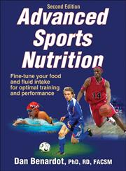 Advanced Sports Nutrition 2nd Edition,1450419941,9781450419949