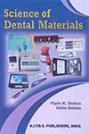 Science of Dental Materials 1st Edition,8174734368,9788174734365