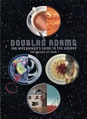 Hitchhiker's Guide to the Galaxy Trilogy of Four New Edition,0330492047,9780330492041