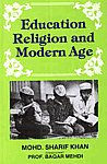 Education, Religion and Modern Age,8131307840,9788131307847