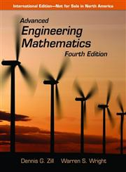 Advanced Engineering Mathematics 4th Revised Edition,0763779946,9780763779948