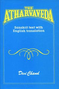 The Atharvaveda Sanskrit Text with English Translation,8121501725,9788121501729