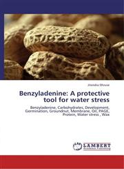 Benzyladenine A protective tool for water stress,3847324055,9783847324058