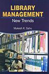 Library Management New Trends,8183292429,9788183292429