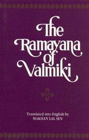 The Ramayana of Valmiki 10th Reprint Edition,8121500931,9788121500937