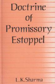 Doctrine of Promissory Estoppel,8171005845,9788171005840