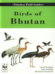 Birds of Bhutan,8189497103,9788189497101