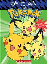How to Draw Pokemon,0439434408,9780439434409
