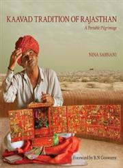 Kaavad Tradition of Rajasthan,9383098325,9789383098323