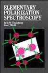 Elementary Polarization Spectroscopy,0471190578,9780471190578