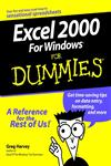 Excel 2000 for Windows for Dummies 1st Edition,0764504460,9780764504464
