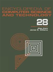 Encyclopedia of Computer Science and Technology Volume 28 - Supplement 13: Aerospate Applications of Artificial Intelligence to Tree Structures,0824722817,9780824722814