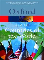 A-Z of Countries of the World 2nd Edition,0192805940,9780192805942