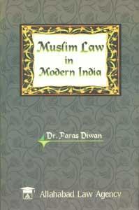 Muslim Law in Modern India,9380231199,9789380231198