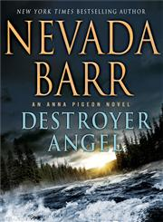 Destroyer Angel An Anna Pigeon Novel,0312614586,9780312614584