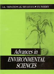 Advances in Environmental Sciences,8170245281,9788170245285