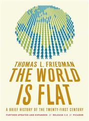 The World is Flat 3.0 A Brief History of the Twenty-first Century 3rd Edition,0312425074,9780312425074