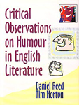 Critical Observations on Humour in English Literature