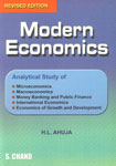 Modern Economics Analytical Study of Microeconomics; Macroeconomics; Money Banking and Public Finance; International Economics; Economics of Growth and Development 16th Revised Edition,8121904323,9788121904322
