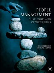 People Management Challenges and Opportunities,0333920309,9780333920305