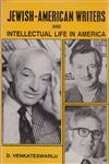 Jewish-American Writers and Intellectual Life in America,8185218676,9788185218670