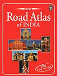 India Road Atlas [Free India Tourist Map],8187172452,9788187172451