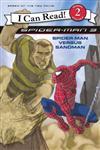 Spiderman Versus Sandman I Can Read Film Tie-in Edition,0007249160,9780007249169