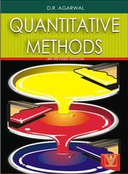 Quantitative Methods 4th Revised & Enlarged Edition, Reprinted,8182810256,9788182810259