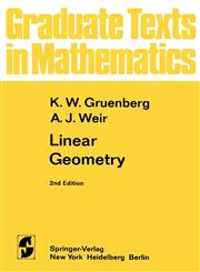 Linear Geometry 2nd Edition,0387902279,9780387902272