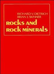 Rocks and Rock Minerals,0471029343,9780471029342