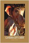 Ganesha Gift Cards (Pack of 6 Cards)