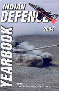 Indian Defence Yearbook, 2004,8186857087,9788186857083