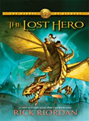 The Lost Hero,1410433595,9781410433596