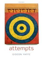 Attempts In the Philosophy of Action and the Criminal Law,0199664641,9780199664641