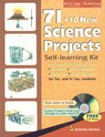71 + 10 Science Projects [Self-Learning Kit 81 Classroom Projects on Physics Chemistry Biology Electronics For Sec. and Sr. Sec. Students] 22nd Edition, Reprint,8122301509,9788122301502