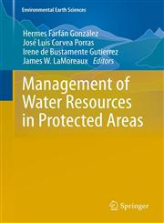 Management of Water Resources in Protected Areas,3642163297,9783642163296