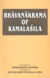 Bhavanakrama of Kamalasila,8186471154,9788186471159